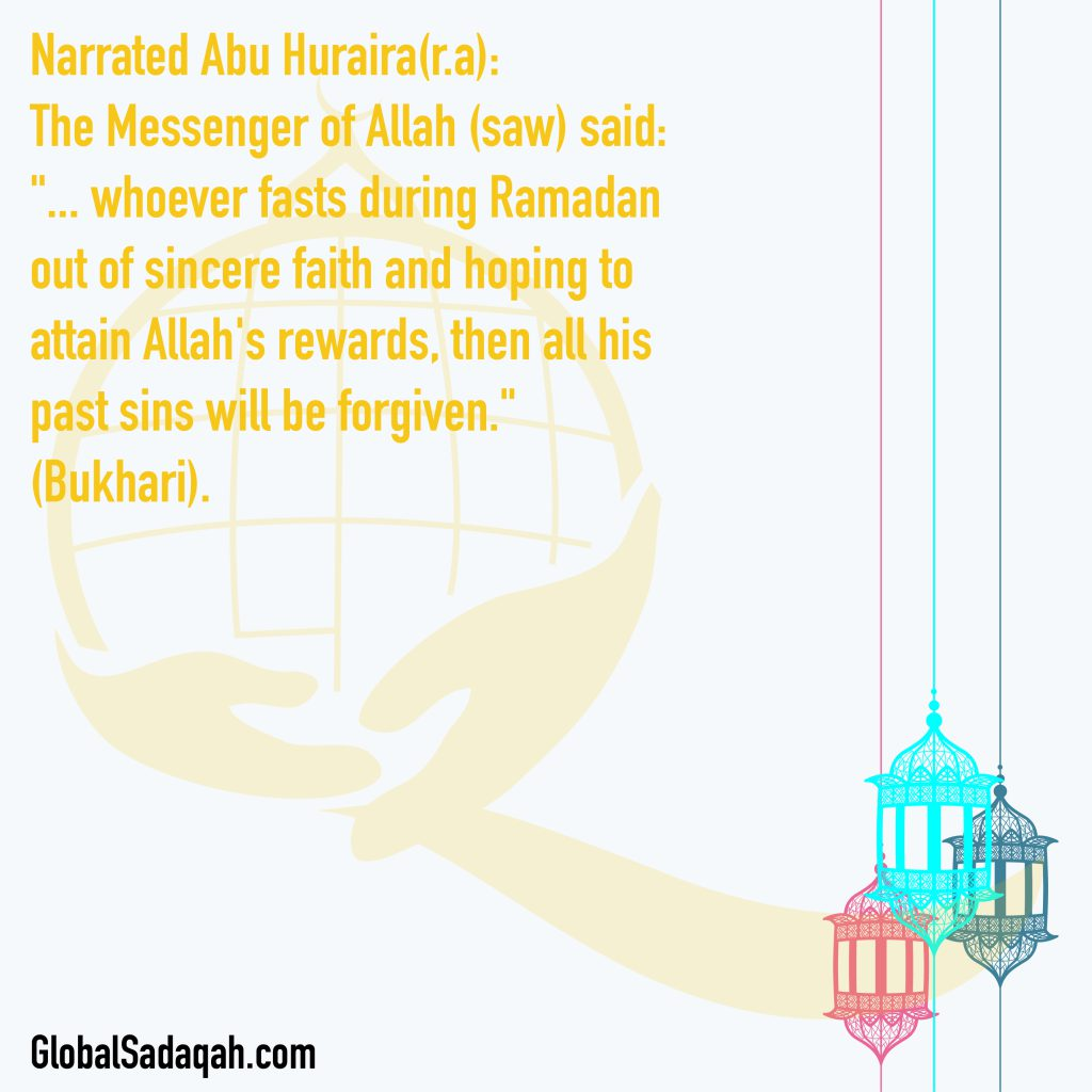 Ramadan: The Most Favourite Month