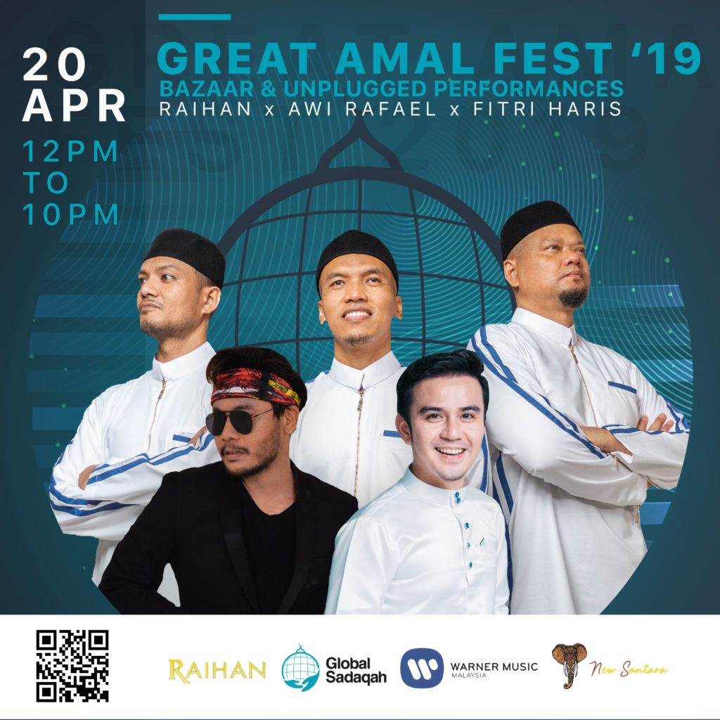 The Great Amal Fest 2019